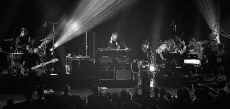 O novo álbum ao vivo do Death Cab for Cutie – Live 2012 featuring Magik*Magik Orchestra   Indie rock music   Scoop.it