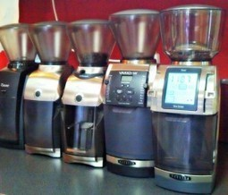 The Reluctant Barista: Baratza Grinder Groove   Curating Mode !   Scoop.it