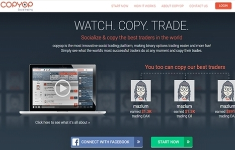 5 Best Social Trading Platforms and Networks | Blogger Tricks, Blog Templates, Widgets | Scoop.it