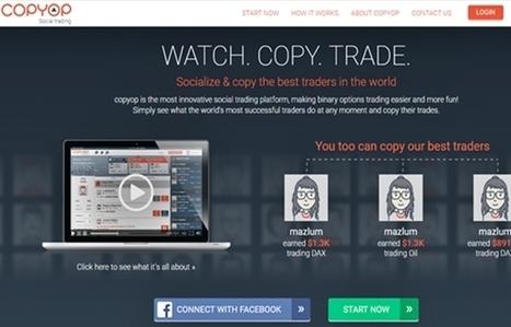 5 Best Social Trading Platforms and Networks   Blogger Tricks, Blog Templates, Widgets   Scoop.it