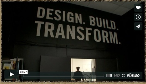 """If You Build It"": Design-Build-Transform - Education 
