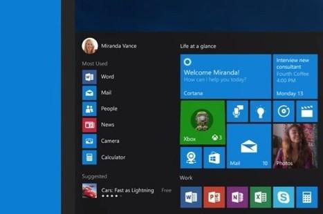 Windows 10 : Désinstaller les applications par défaut (en un clic) !   Outils perso 2.0   Scoop.it
