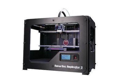 L'impression 3D gagne du terrain, mais il faudra encore du temps avant la vraie démocratisation | L'actualité du Numérique | Scoop.it