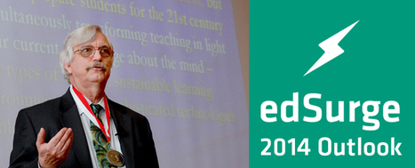 """Chris Dede: """"Let's Digitize What We Have Now"""" (EdSurge News) 