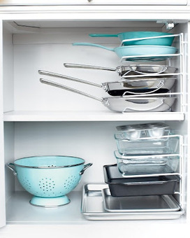 30 Organization Tips, Tricks and Ideas That Will Make You Go Ah-ha!   No Place Like Home   Scoop.it