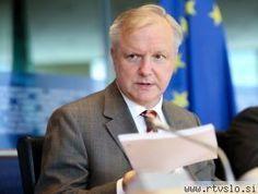 Komisar Rehn: Čas za Slovenijo se izteka; Čufer: Od nas zahtevajo več napora :: Prvi interaktivni multimedijski portal, MMC RTV Slovenija | Globus | Scoop.it