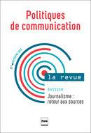 Un Oeil sur la Pub | Une nouvelle revue : Politiques de communication | un oeil sur la pub | Scoop.it