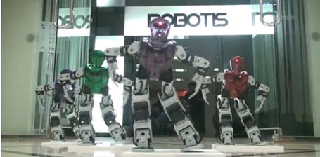 Manufacturing Gangnam Style - Manufacturing Innovation Blog | Robotics in Manufacturing Today | Scoop.it