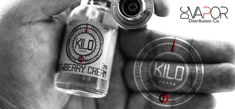 Get The Best Kilo E-liquid | DCVapor | Scoop.it