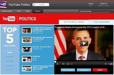 Marketing politico: la politica è online | Blog ICC | Comunicazione Politica&Social Media | Scoop.it