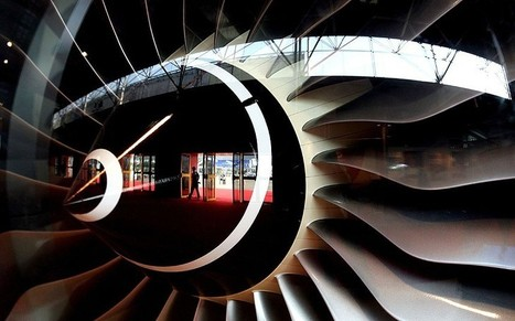 Rolls-Royce stuns with first profit warning in a decade - Telegraph | BUSS4 External Environment and managing change | Scoop.it