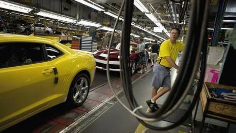 GM Canada vows to wipe out pension shortfall; workers ratify deal