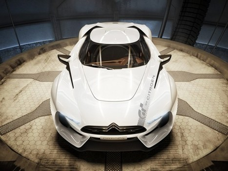 Citroën GT Concept headed for production | All Geeks | Scoop.it