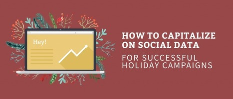 How to Capitalize on Social Data for Successful Holiday Campaigns | Infinit-O Articles | Scoop.it