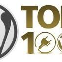 Le top 100 des meilleurs plugins Wordpress | Wordpress Actu | Scoop.it