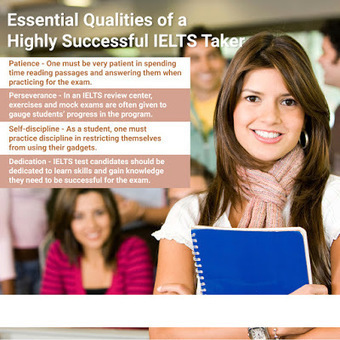 Essential Qualities of a Highly Successful IELTS Taker | English Proficiency Training | Scoop.it