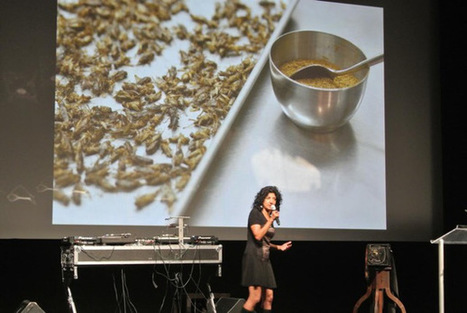 Crickets the New Chicken? That's Chef Meeru Dhalwala's Mission | The Tyee | Entomophagy: Edible Insects and the Future of Food | Scoop.it