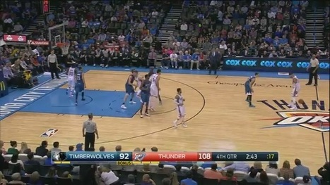 "Russell Westbrook Got a ""Triple-Double"" Last Night On This ""Rebound""  