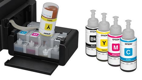 Epson révolutionne le marché des imprimantes à jet d'encre | Marketing digital, communication, etc. | Scoop.it