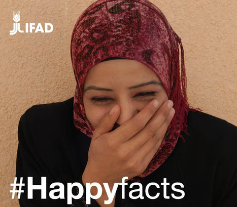 IFAD social reporting blog: In the pursuit of happiness | geluk | Scoop.it