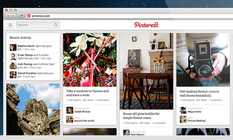 The Four Words That Drive Business on Pinterest | curating your interests | Scoop.it