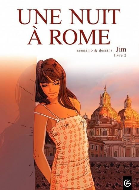 Une nuit à Rome 2. Tome 2 | Une Nuit à Rome Livre 2 | Scoop.it