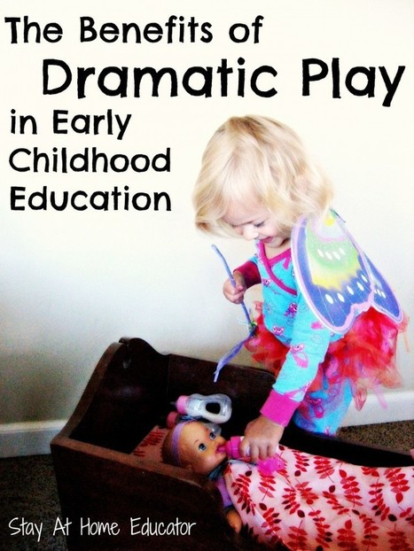 The Benefits of Dramatic Play in Early Childhood Education | Kindergarten | Scoop.it