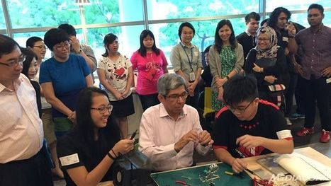 Jurong Regional Library houses IDA's first heartlands tech lab | SocialLibrary | Scoop.it