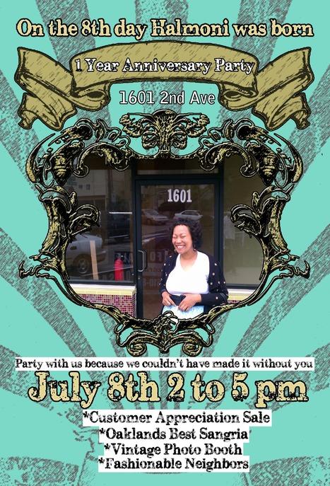 Anniversary | Halmoni, East Lake, 7/8 | San Francisco | Around Town | Scoop.it