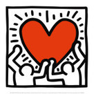 Keith Haring, Posters and Prints at Art.com   Liquid Planet   Scoop.it