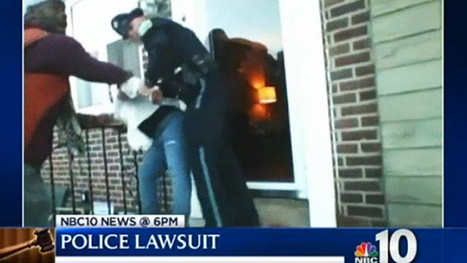 Cops sued for breaking into home, arresting woman for recording their actions (VIDEO) | Criminal Justice in America | Scoop.it