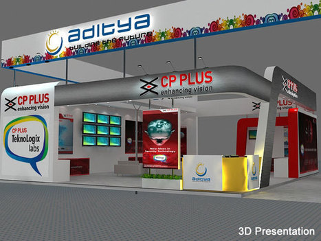 Exhibition Stall Design and Event Management Company in India | Exhibition Stall Design and Booth Construction | Scoop.it