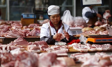 China's plan to cut meat consumption by 50% cheered by climate campaigners | World news | The Guardian | GarryRogers Biosphere News | Scoop.it