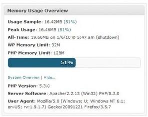 Un Plugin para controlar la memoria consumida por tu Wordpress | Creación y gestión de Aplicaciones Web & Móvil | Scoop.it