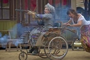 Royal de Luxe met le bordel dans le western | Revue de Web par ClC | Scoop.it