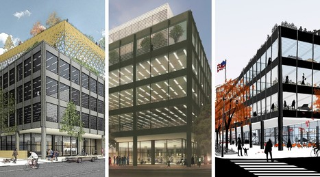 Mies's design for MLK Library will be tough for architectural teams to update | Washington Post | Kiosque du monde : Amériques | Scoop.it