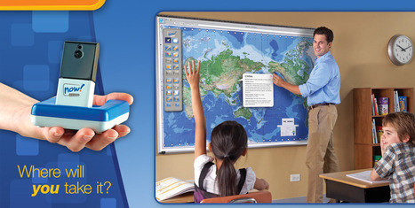 now!Board™ - now!Board™ - Learning Resources® | 21st C - Exponential Education | Scoop.it