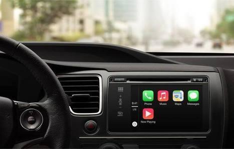 CarPlay de Apple integra las funciones del iPhone en el vehículo - RTVE | Asesor en Accesibilidad | Scoop.it