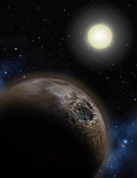 'Diamond Planets' Crappy For Life (As We Know It) - Discovery News | The Atoms Life | Scoop.it