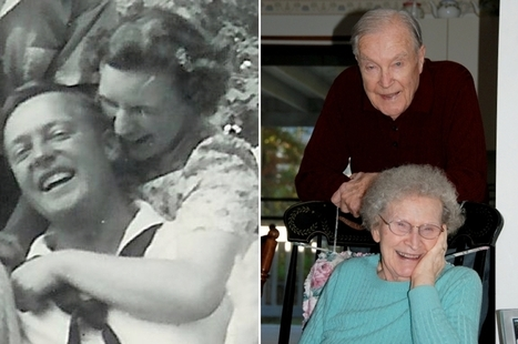 All About Living With Life: 69 Years of Love: My Grandparents' Tips for a Happy Marriage | All About Happiness | Scoop.it
