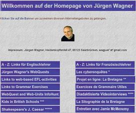 ENSEIGNANT WEB 2.0 et LANGUES: Homepage von Jürgen Wagner   Recursos para la clase de español   Scoop.it