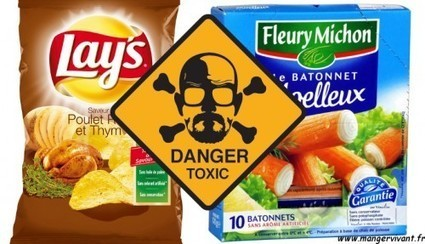 Le Glutamate monosodique (E621): un produit hautement toxique présent dans nos assiettes! | Toxique, soyons vigilant ! | Scoop.it