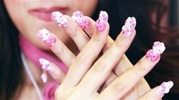 12 Best Hello Kitty Nails Ideas & Pictures | Best of Hello Kitty | Scoop.it