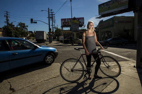 Hit-and-runs take a rising toll on cyclists in Los Angeles | Bicycle Safety and Accident Claims in CA | Scoop.it