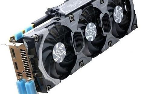 Inno3D – Présente la carte graphique GeForce GTX 780Ti iChill DHS | Monhardware.fr | My Interest | Scoop.it