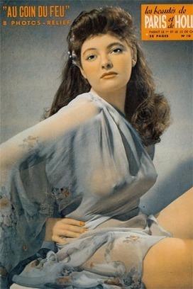 Les beautés de Paris et de Hollywood | Sex History | Scoop.it