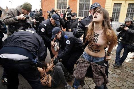 Juger les Femen pour «exhibition sexuelle», c'est pervertir la loi | Résistances | Scoop.it
