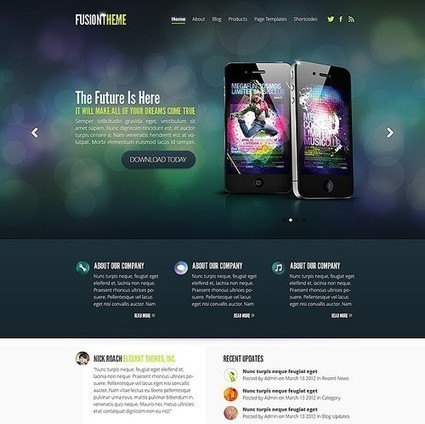 Best WordPress Themes 2016 | dungdung852021 | Scoop.it