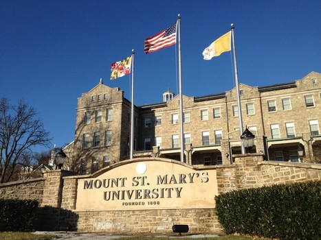 Mount St. Mary's University and the dilemma facing American higher education | SCUP Links | Scoop.it