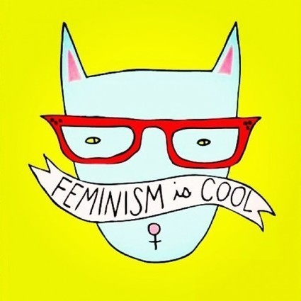 Dispelling the myths of feminism | Fabulous Feminism | Scoop.it